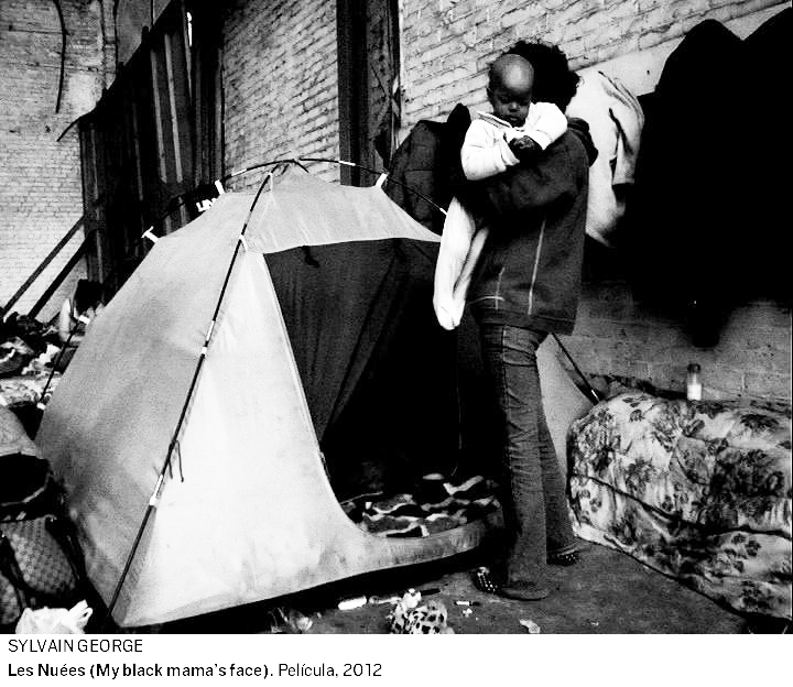 05 syvain george. les nuees my black mamas face pelicula 2012 0 - Cine clandestino del 68 celebra el 50 aniversario de las protestas