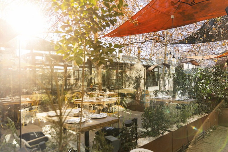 ArzábalMuseo Terraza 365 1 - Restaurantes y terrazas de Madrid para este verano (1ª entrega)