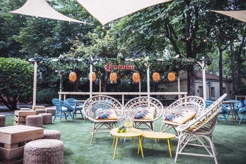 CASA CORONA 2 - Restaurantes y terrazas de Madrid para este verano (1ª entrega)