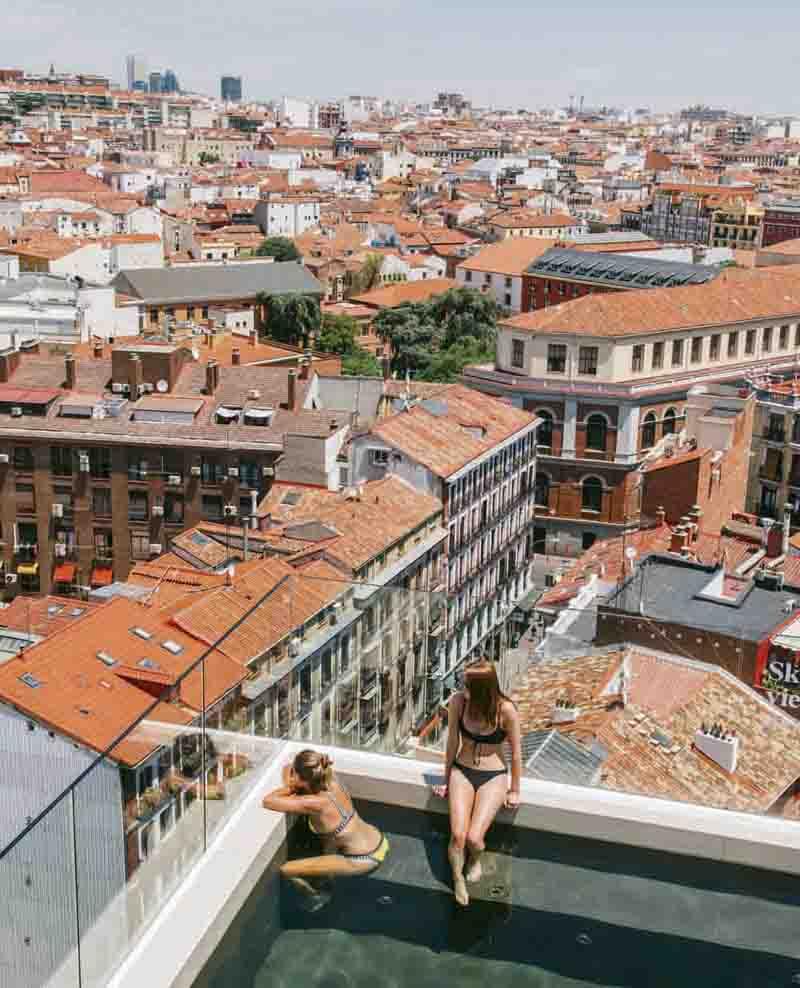 DSC9449 - Restaurantes y terrazas de Madrid para este verano (1ª entrega)