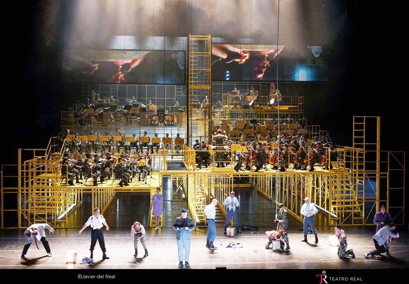 DieSoldaten 5260 - La ópera Die Soldaten te deja pegado a la butaca del Teatro Real