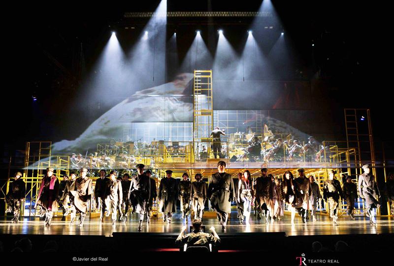 DieSoldaten 5686 - La ópera Die Soldaten te deja pegado a la butaca del Teatro Real
