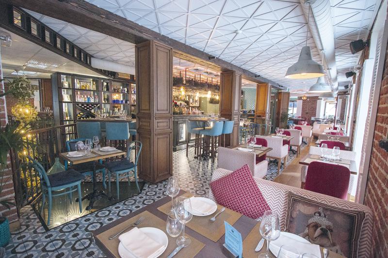 FLAVIA 2 - Restaurantes y terrazas de Madrid para este verano (1ª entrega)