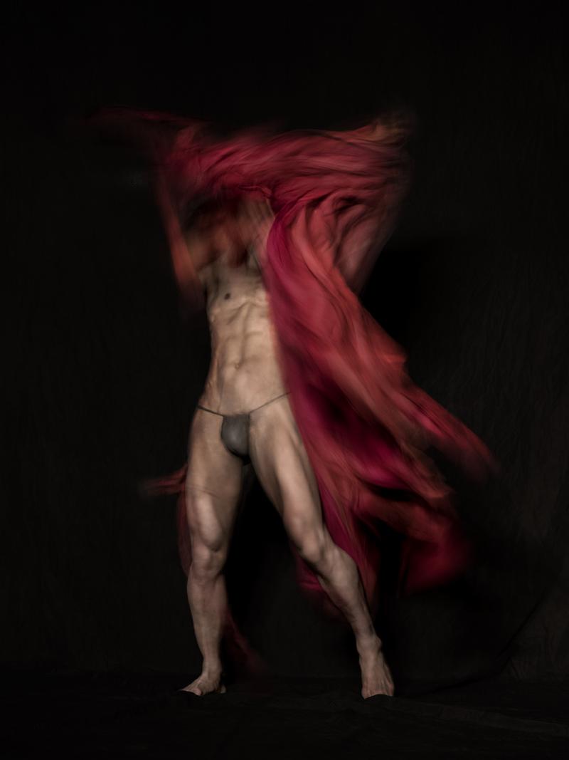 Kudo San 2016 © Isabel Muñoz - Exposición: Los cuerpos humanos de Isabel Muñoz