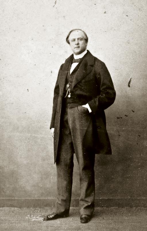 Retrato de José de Salamanca y Mayol. Fototeca del Patrimonio Histórico. Ministerio de Cultura.