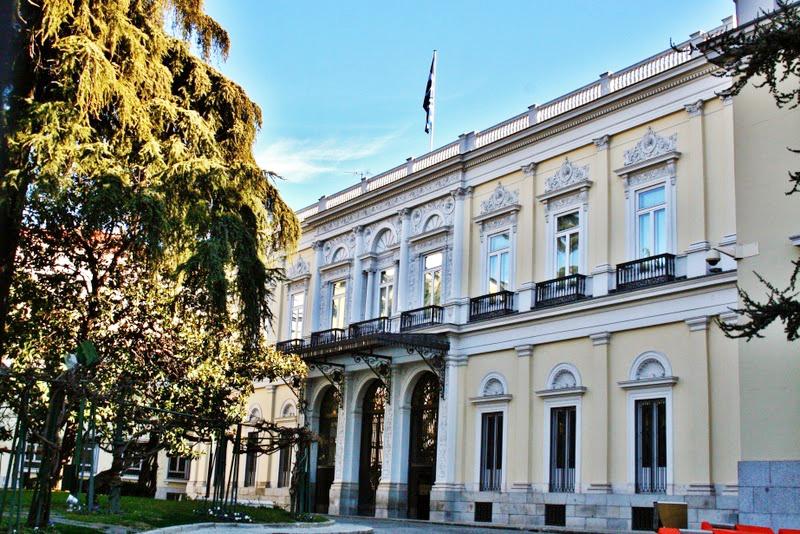 Palacio del Marqués de Salamanca