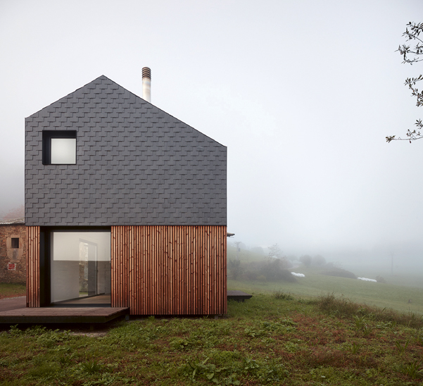 Paredes 01 - Casa Montaña, su creador  y la arquitectura modular