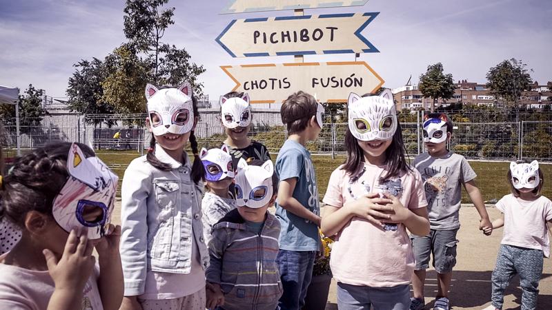 Pichikids - Feminismo, arte, baile y canción protesta en las fiestas de San Isidro más infantiles