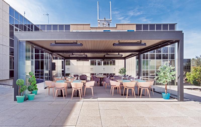 Restaurante Kion Sui 10 - Restaurantes y terrazas de Madrid para este verano (1ª entrega)