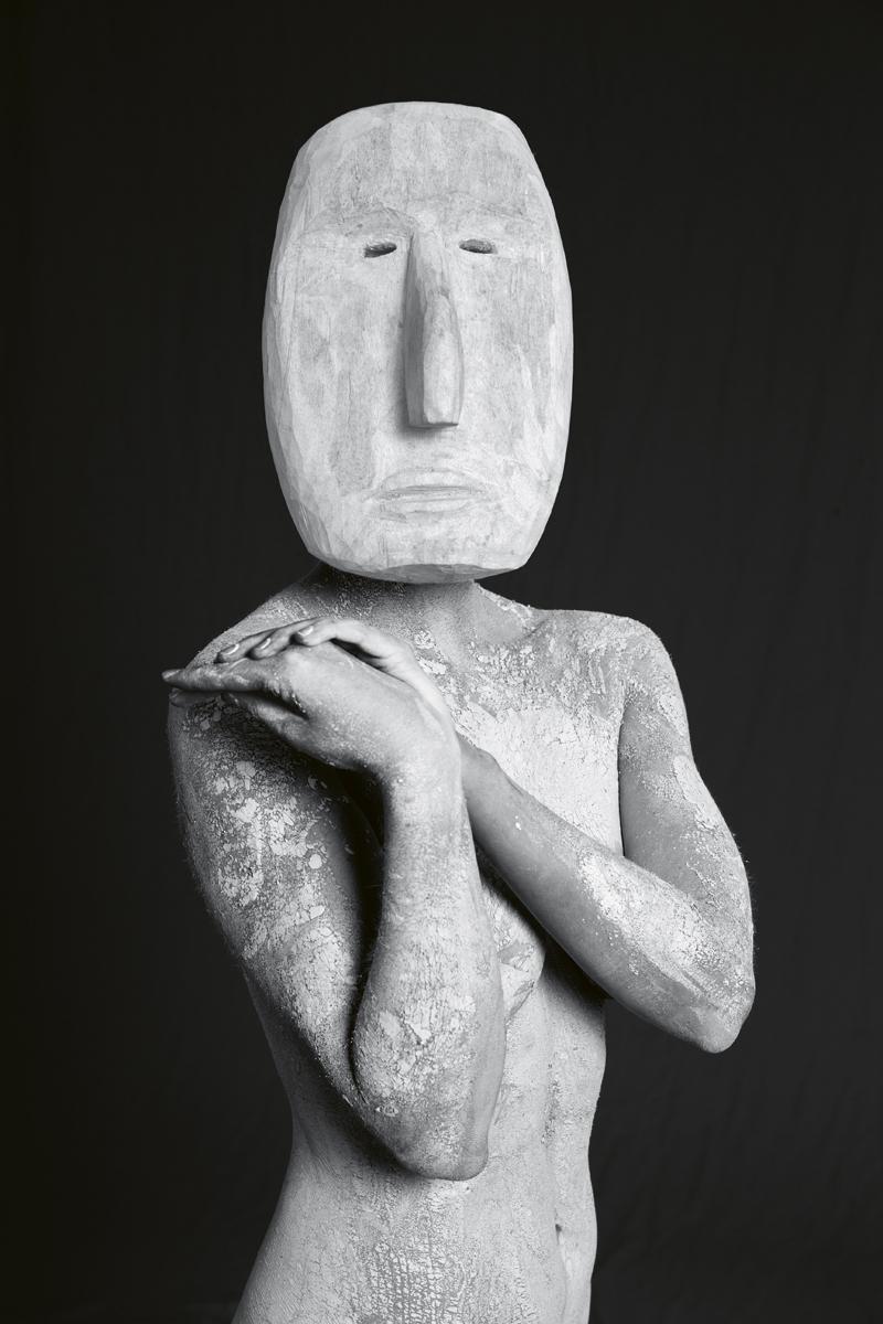 Serie Mitologías 2012 © Isabel Muñoz - Exposición: Los cuerpos humanos de Isabel Muñoz