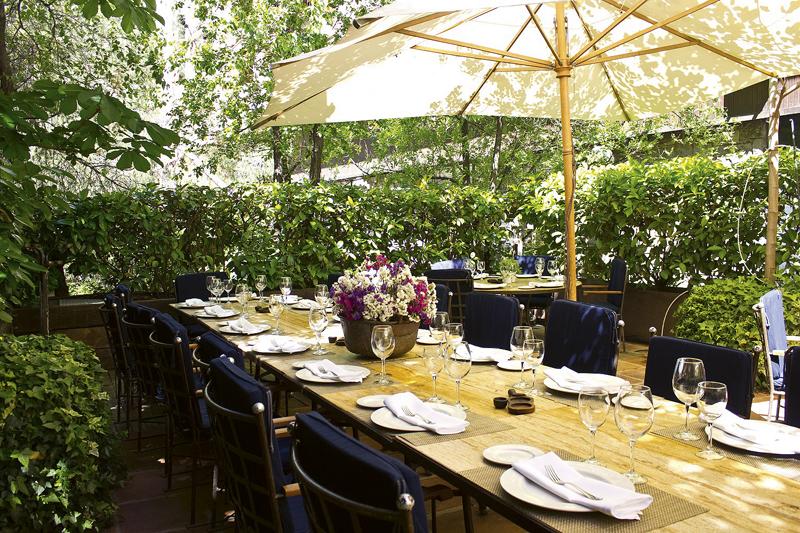 TERRAZA RUBAIYAT - Restaurantes y terrazas de Madrid para este verano (1ª entrega)