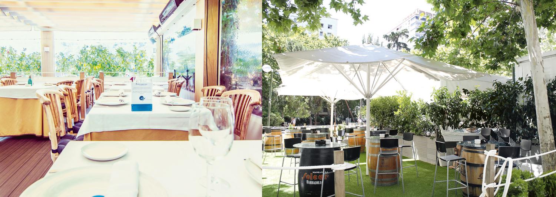 Terraza Materia Prima Cubierta DOBLE - Restaurantes y terrazas de Madrid para este verano (1ª entrega)