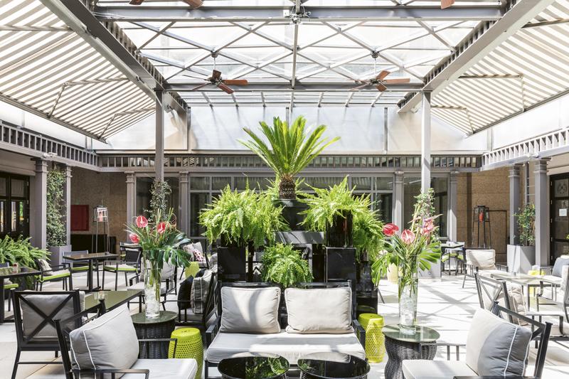 VM Patio Magnum 01 - Restaurantes y terrazas de Madrid para este verano (1ª entrega)