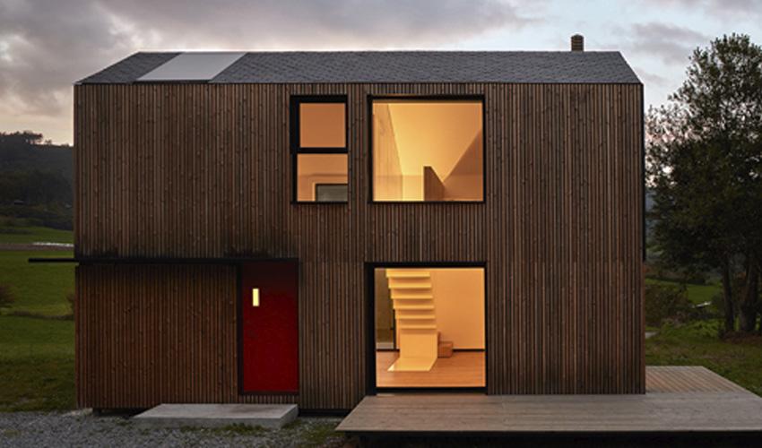 Tiny House: «Casa Montaña», su creador y la arquitectura modular