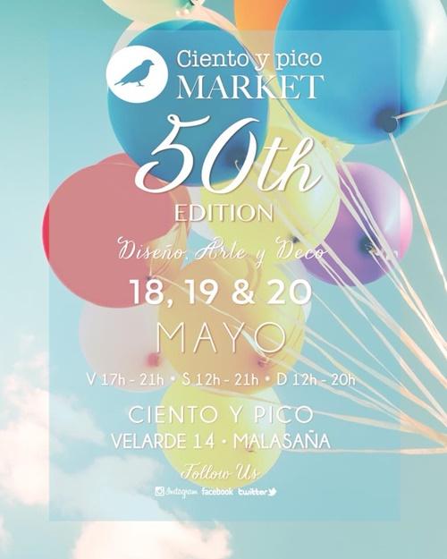 ciento y pico market dentro - Ciento y Pico Market cumple 50 ediciones