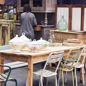 Feria de la decoración vintage