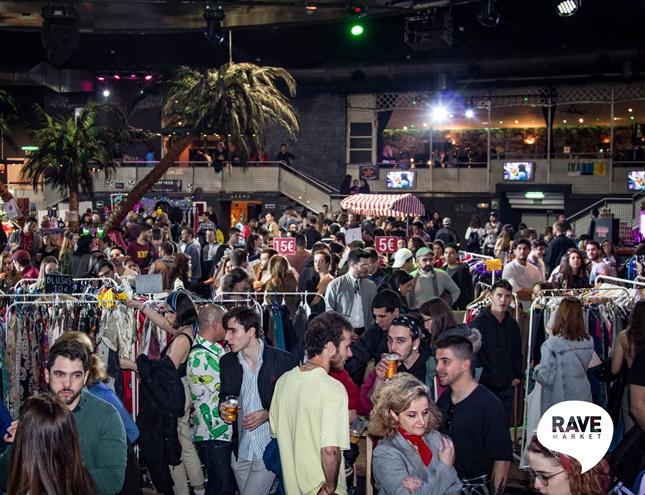 Moda, música y arte en el mercado de cultura urbana más alternativo de Madrid