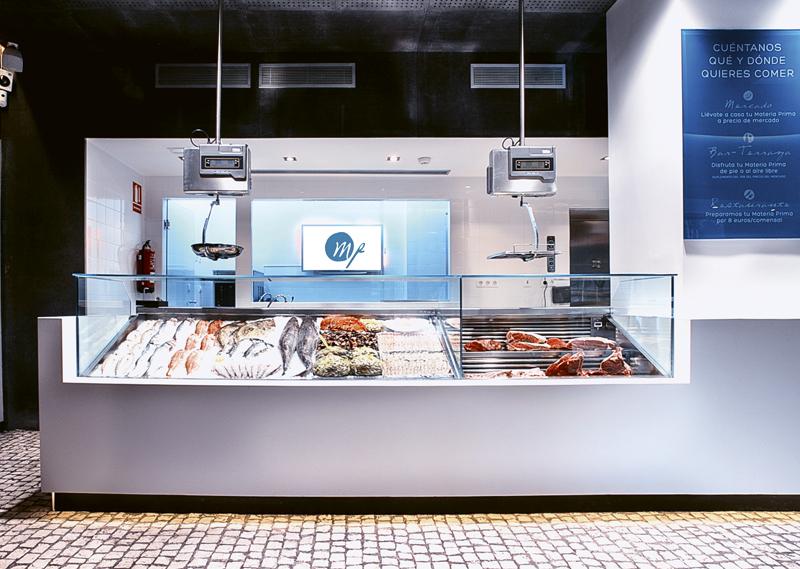mercado materia prima - Restaurantes y terrazas de Madrid para este verano (1ª entrega)