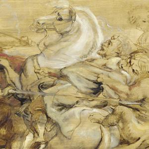 Rubens, el pintor de bocetos más importante de la historia del arte europeo
