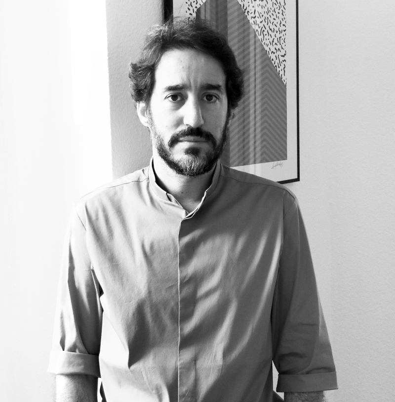 Sergio Baragaño, arquitecto.