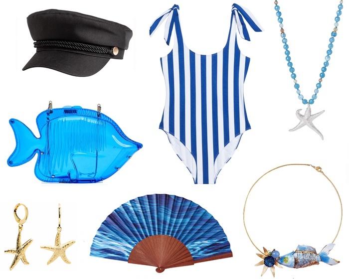 11m - Moda que se inspira en el mar