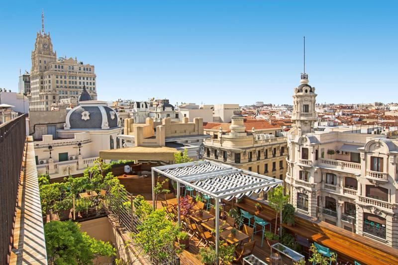 ÁTICO 11 - Terrazas y Restaurantes de Madrid (2ª entrega)