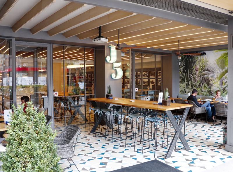 J5 jun.2018 - Terrazas y Restaurantes de Madrid (2ª entrega)