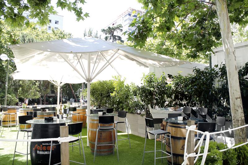 Terraza Materia Prima1 - Terrazas y Restaurantes de Madrid (2ª entrega)