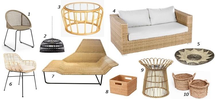 dentro web1 - Materiales naturales para decorar en verano