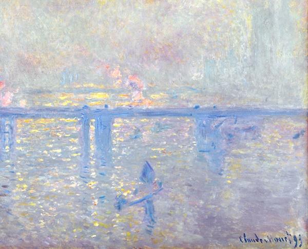 monnnnnnnnnnnet - Monet y Boudin, alumno y maestro, se ven las caras en una preciosa exposición