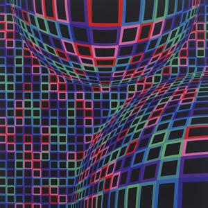 Expo: Victor Vasarely o el nacimiento del Op Art