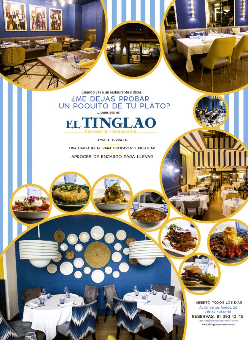 rest El tinglao - Terrazas y Restaurantes de Madrid (2ª entrega)