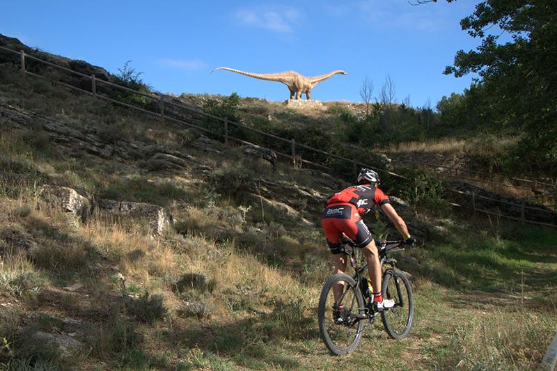 1 DSC 0141 - Escapada desde Madrid: Las tierras altas de Soria celebran la carrera de Mountain Bikes más épica