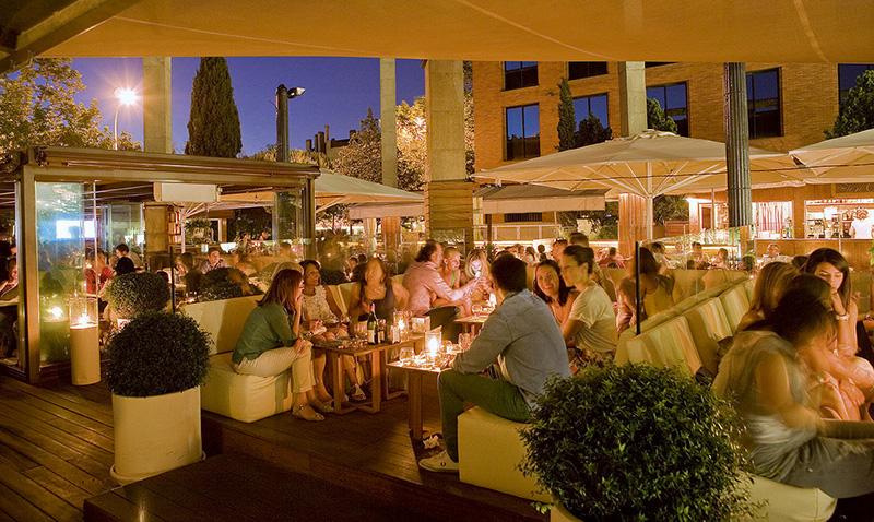 AS PLAZA - 6 terrazas de Madrid para disfrutar más el verano