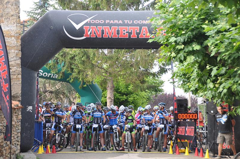 DTA2016 003 Salida 1 - Escapada desde Madrid: Las tierras altas de Soria celebran la carrera de Mountain Bikes más épica