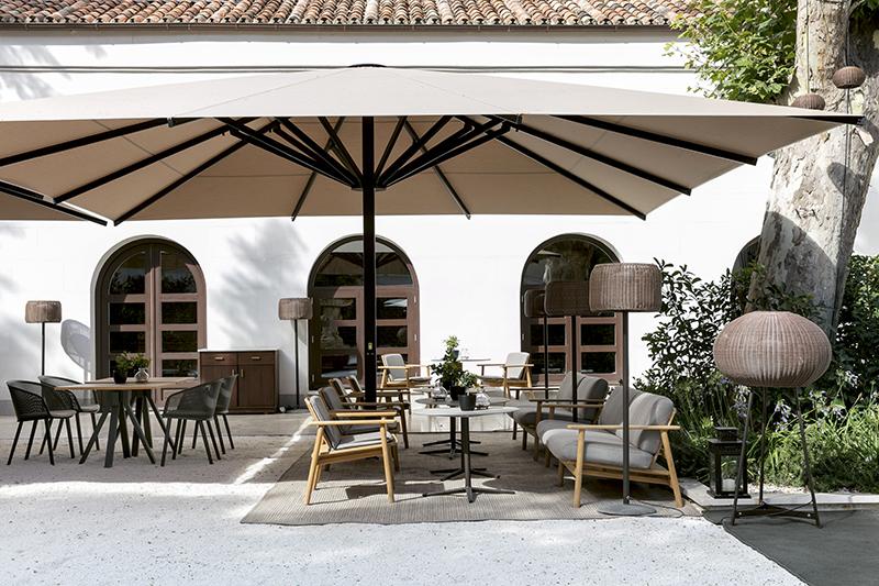 Dos Cielos terraza - 6 terrazas de Madrid para disfrutar más el verano