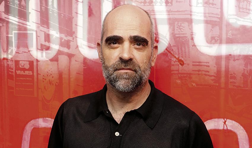 """Luis Tosar: """"Tener un nuevo gobierno que no vaya en contra de la cultura es una maravilla"""""""