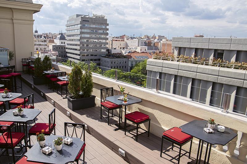 Terraza Dry Martini 4 - 6 terrazas de Madrid para disfrutar más el verano