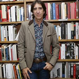 Entrevista con Benjamín Prado con motivo de la publicación de su último libro