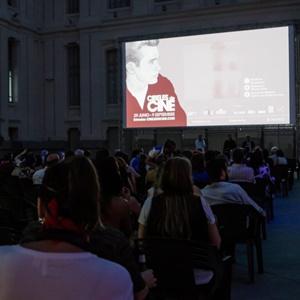 45 cines al aire libre celebran el verano de Madrid en 20 distritos