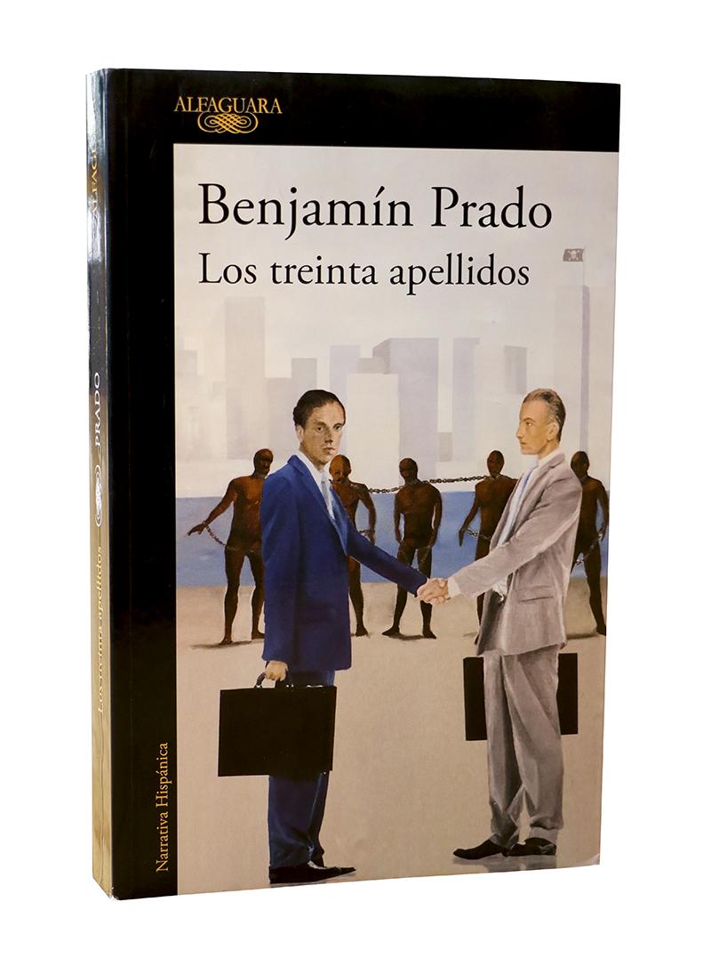 """""""Los treinta apellidos"""" está editado por Alfaguara. 375 págs. 17 euros."""