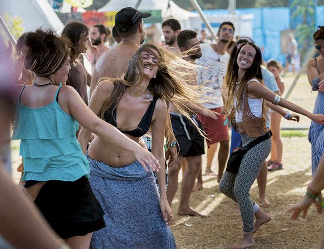 El hijo de Bob Marley toca en Madrid en el mejor festival reggae de Europa
