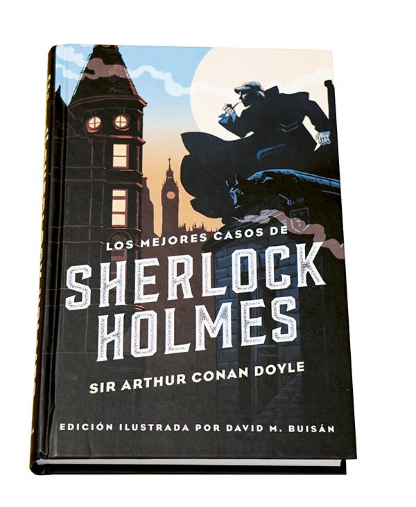 sherlock - Libros recomendados para jóvenes lectores