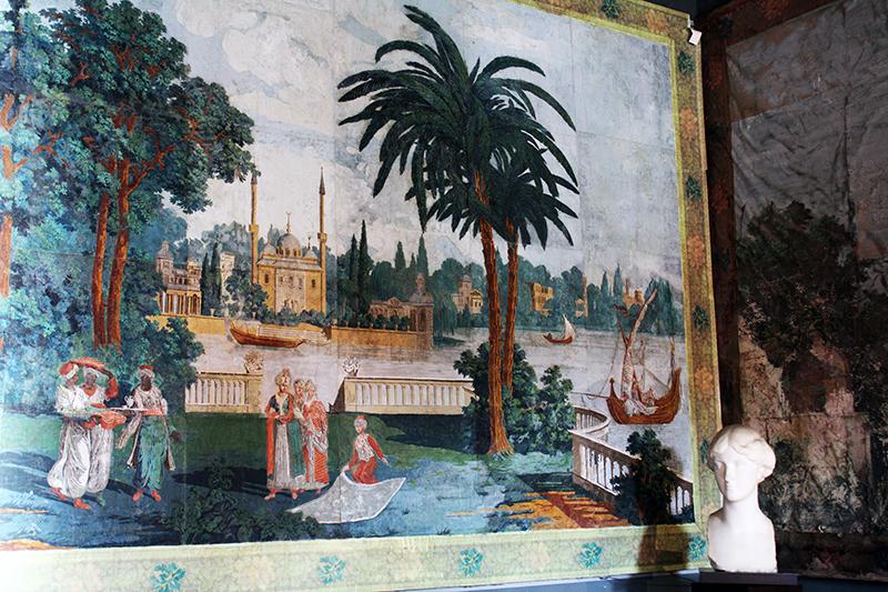 CAMBADOS - PALACIO DE FERFIÑANES