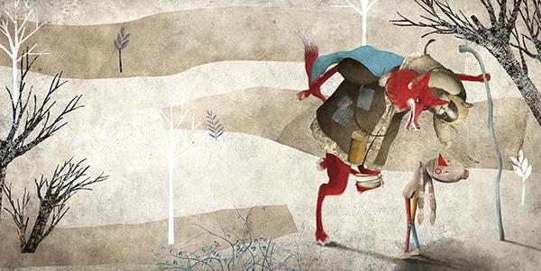 02 - Ilustradores mexicanos sacan pecho en el Museo ABC de Madrid