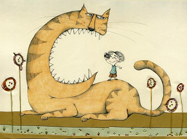 05 - Ilustradores mexicanos sacan pecho en el Museo ABC de Madrid
