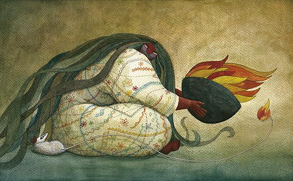 09 - Ilustradores mexicanos sacan pecho en el Museo ABC de Madrid