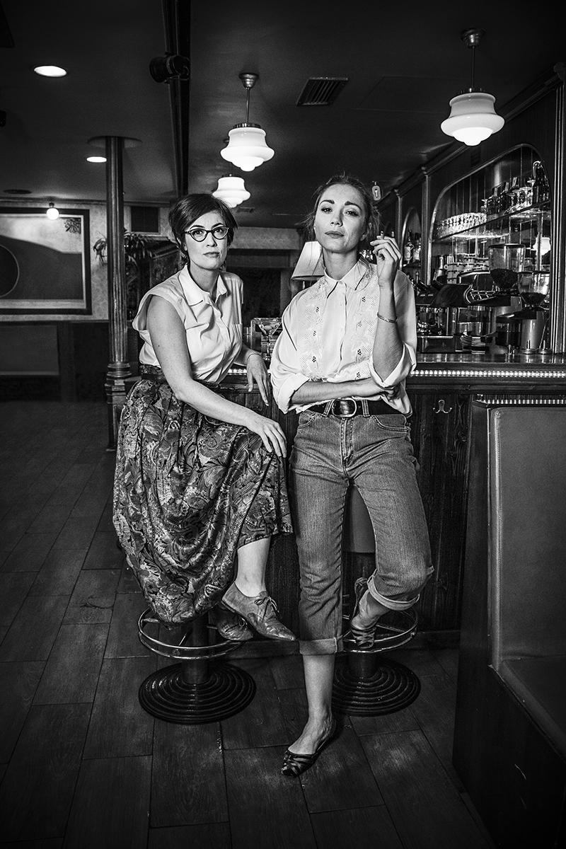 Beat G.  Dos mujeres que alzan la voz para reivindicar el latido histórico de toda una generación femenina silenciada en los garitos beats neoyorkinos.