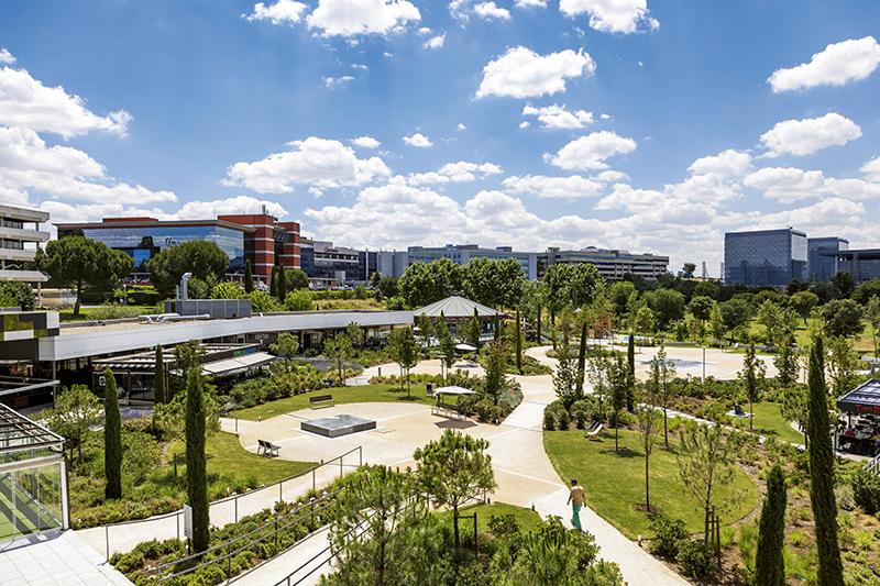 El Jardín, un lugar de desconexión donde disfrutar diferentes opciones gastronómicas.