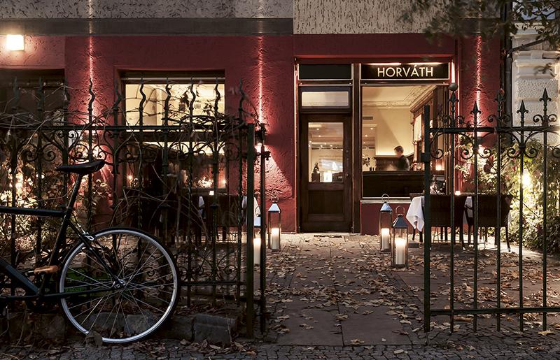 Horvath 5 Restaurant - Berlín cocina tendencia desde recetas sanas y sostenibles